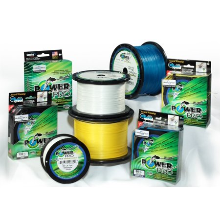 PowerPro Hollow-Ace Braided Spectra Hollow Core Fishing Line - 500