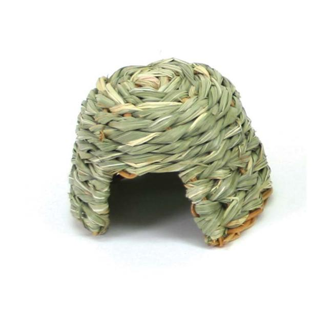 Ware Nature Willow and Grass Small Pet Hut, Small Multi-Colored