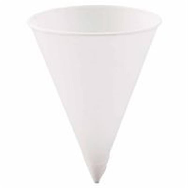 Solo 670-42R-2050 Bare Eco-Forward Paper Cone Water Cups,...