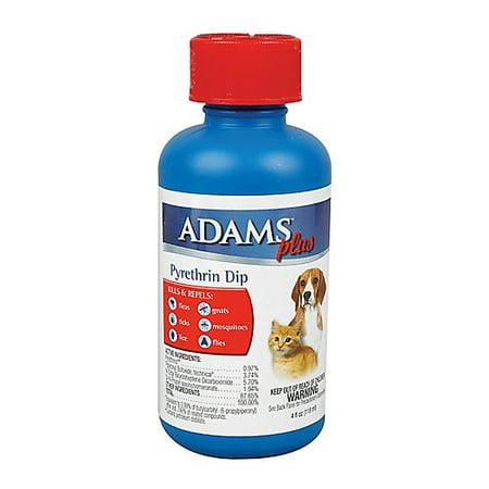 Adamsplus Pyrethrin Dip 4 Oz Walmart Com