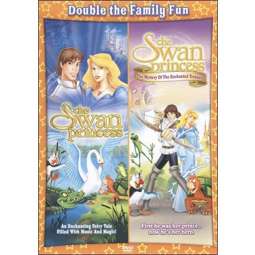 Swan Princess / Swan Princess III: Mystery Of The Enchanted Treasure (Double Feature) (Full Frame)