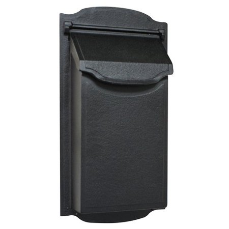Special Lite Products Contemporary Vertical Wall Mount Mailbox
