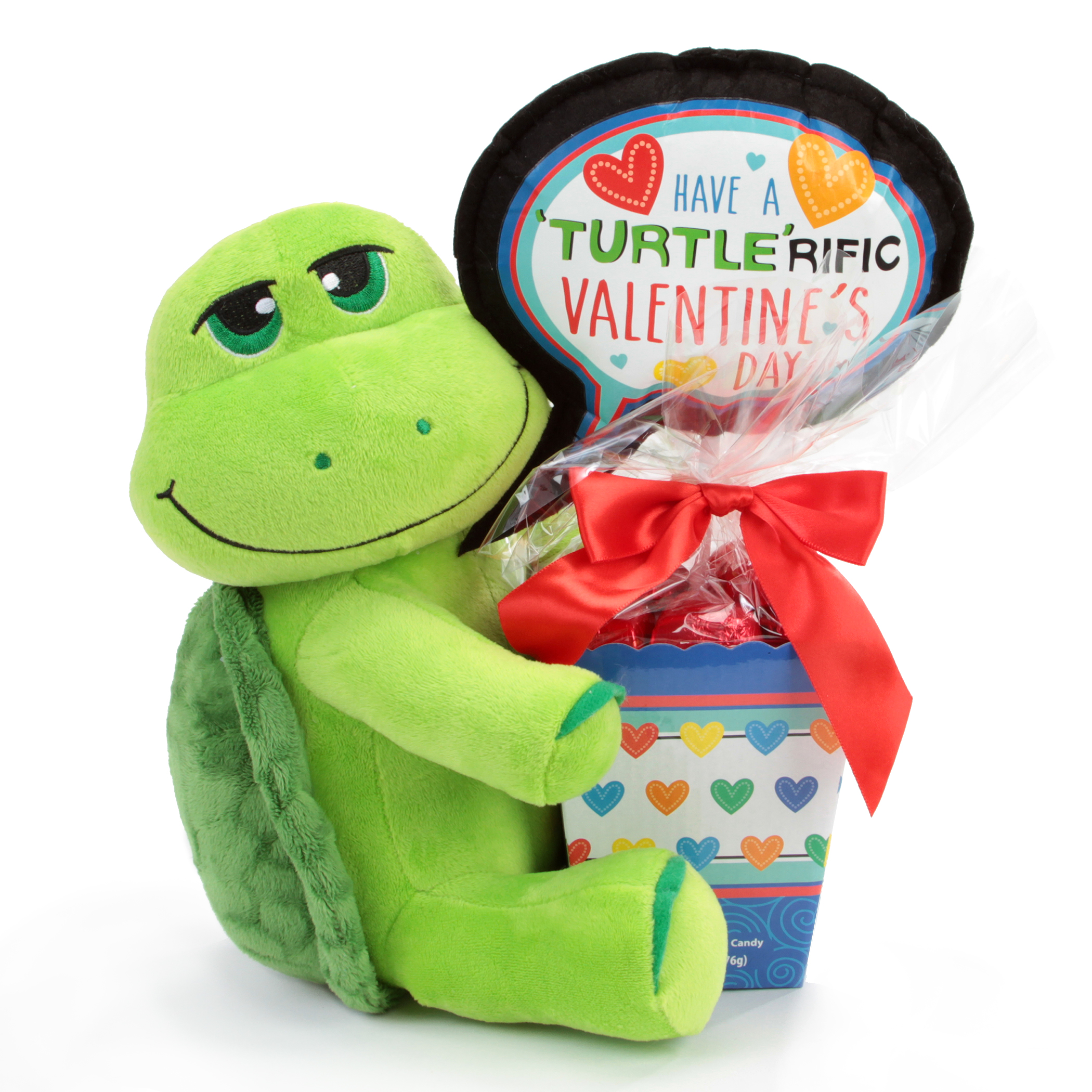 Valentine's Day Turtle Candy Gift