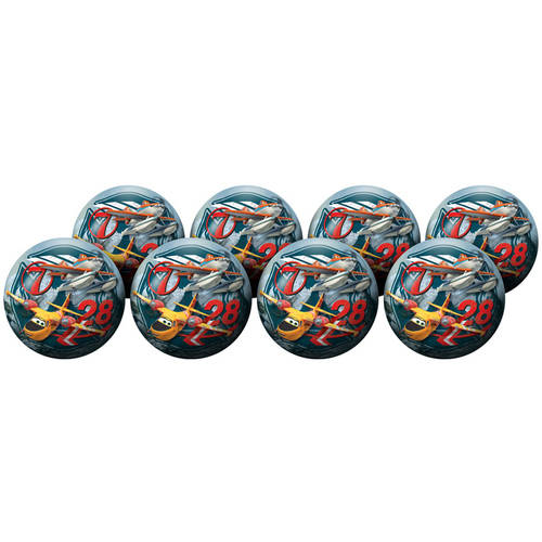 Hedstrom #6 Disney Planes-Fire & Rescue Playball Deflate Party Pack