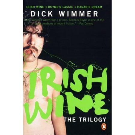 The Irish Wine Trilogy - eBook