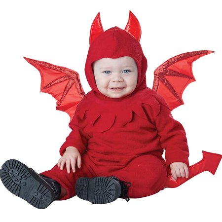 Infant Lil Devil Halloween Costume