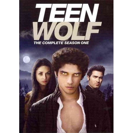 Teen Wolf: Season One (DVD) - Colton Haynes Halloween