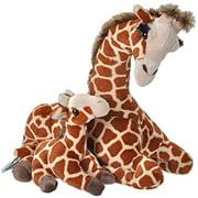 "Wild Republic - Mom & Baby - Giraffe - 12"""