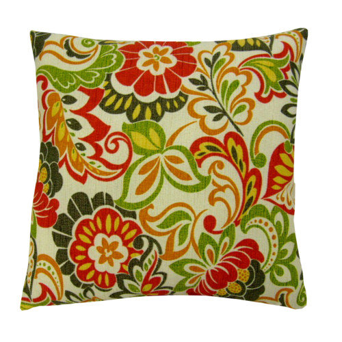American Mills Zoe Outdoor Throw Pillow