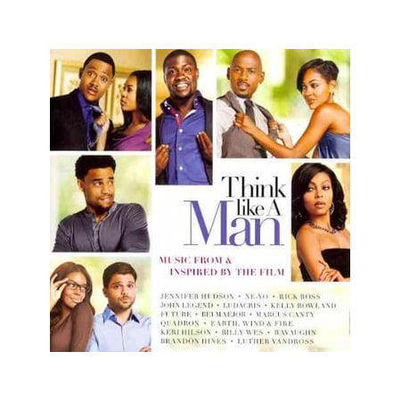 Think Like a Man: Music from & Inspired By Soundtrack (Samuel L Jackson Black Snake Moan Soundtrack)
