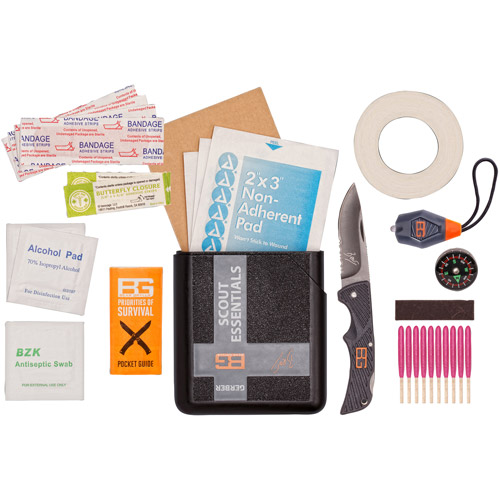 Gerber Survival / Bear Grylls Scout Essentials Kit