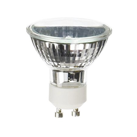 (1)-Bulb Anyray Compatible Replacement Bulb for ESSENZA Wax Warmer 120V 25W GU10+C GZ10+C