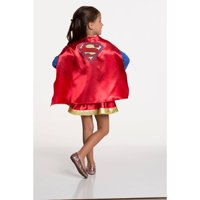 Rubies Costume Co. Super Girl Cape And Skirt