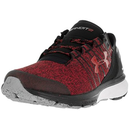 promo code 4d78e 05c31 Under Armour Men's UA Charged Bandit 2 Running Shoes 13 Red
