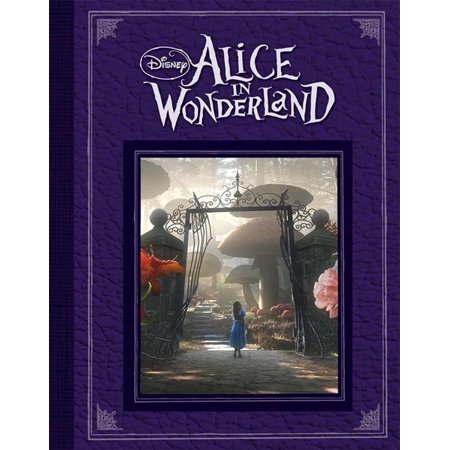 Alice in Wonderland (Based on the motion picture directed by Tim Burton (Reissue)) for $<!---->