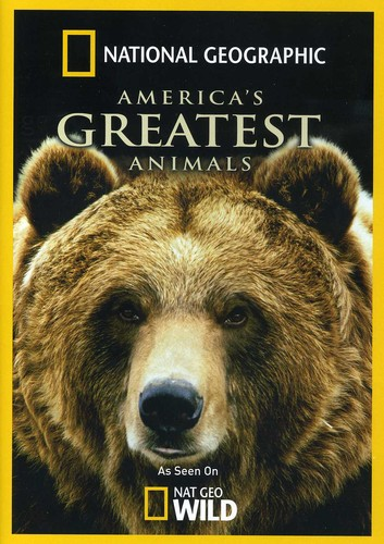 America's Greatest Animals ( (DVD)) by Gaiam Americas