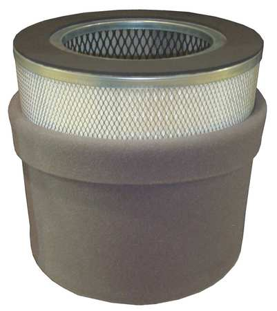 Paper Replacement Filter Element, Solberg, 384P
