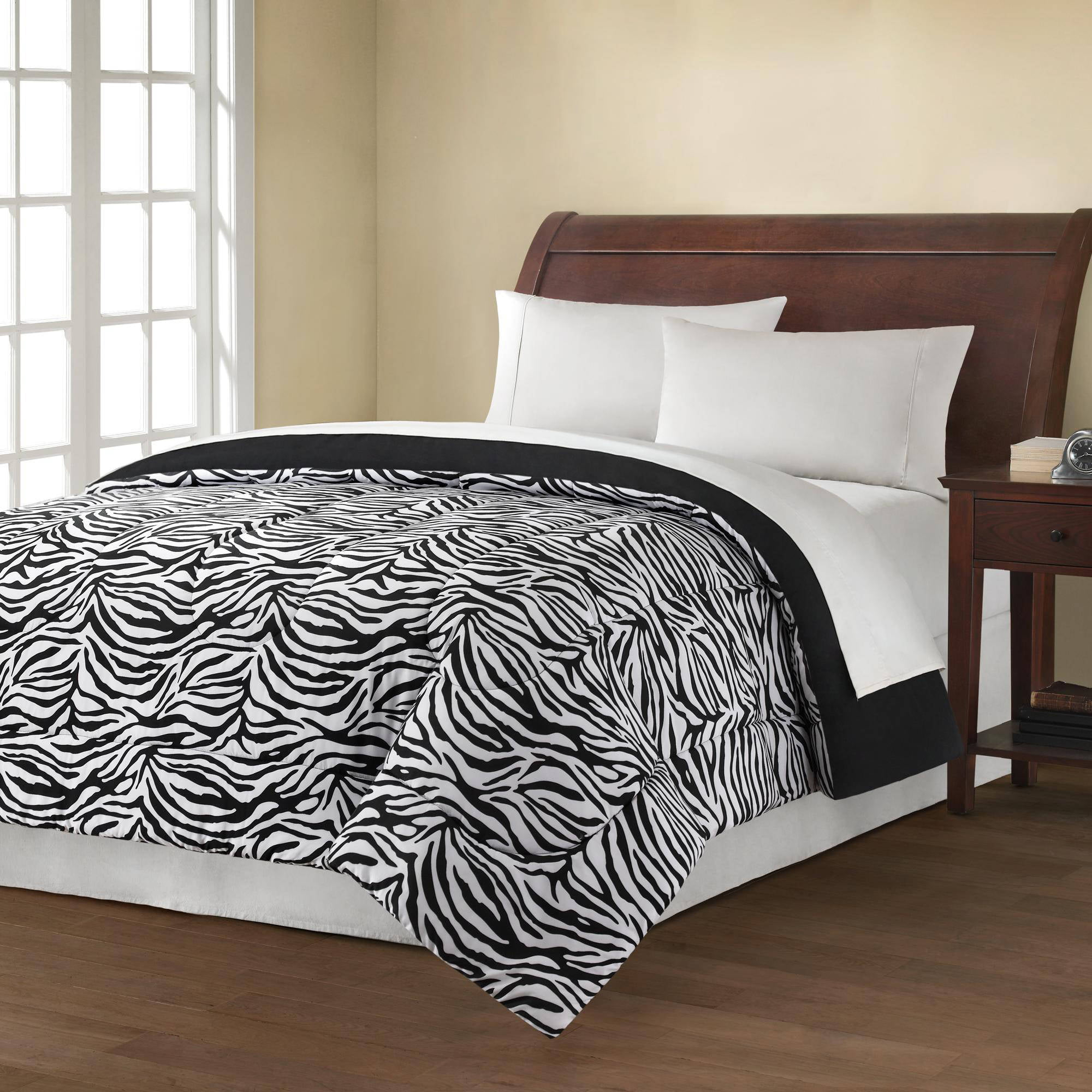 Black and white bedding walmart - Black And White Bedding Walmart 11