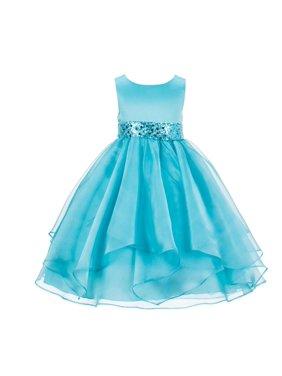 2f0d4149c Brown Little Girls Casual Dresses - Walmart.com