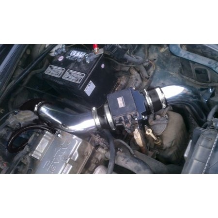 2000 2001 2002 2003 2004 2005 Mitsubishi Eclipse SPYDER GS GT GTS RS 2.4 2.4L 3.0 3.0L COLD Air Intake Kit Systems