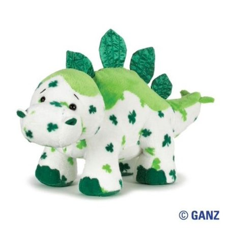 Webkinz Lucky Dino with Trading Cards - Dinosaur King Cards