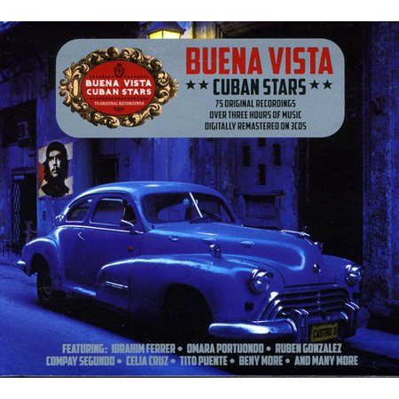 Buena Vista Cuban Stars / Various (CD) (Sound Of Music Stars Then And Now)