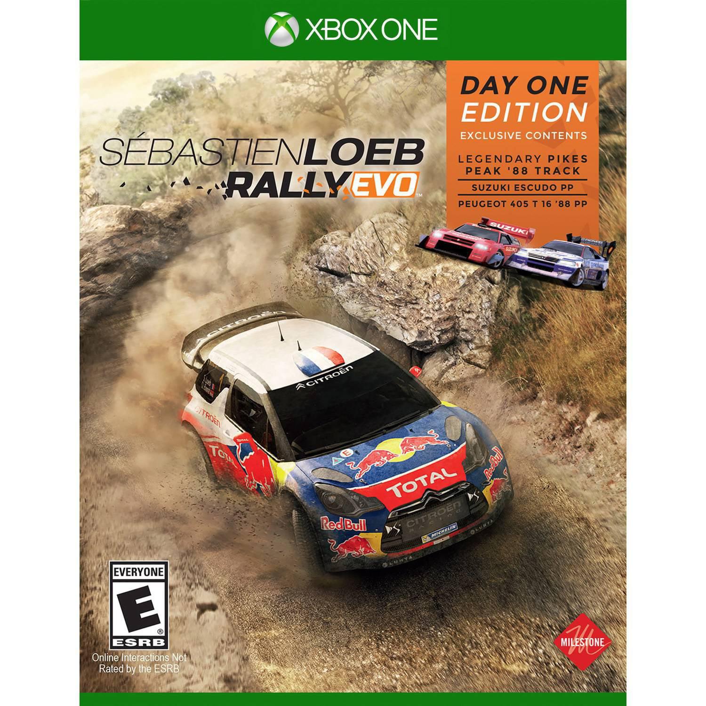 Sebastian Loeb Rally Day One Edition (Xbox One)