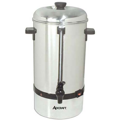 AdCraft 100 Cup Stainless Steel Coffee Percolator Kitchen Restaurant CP-100