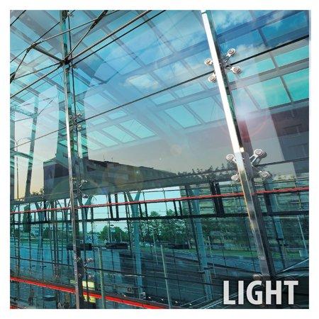 BDF S60 Window Film Transparent High Heat Rejection & UV Cut Silver 60 by BuyDecorativeFilm