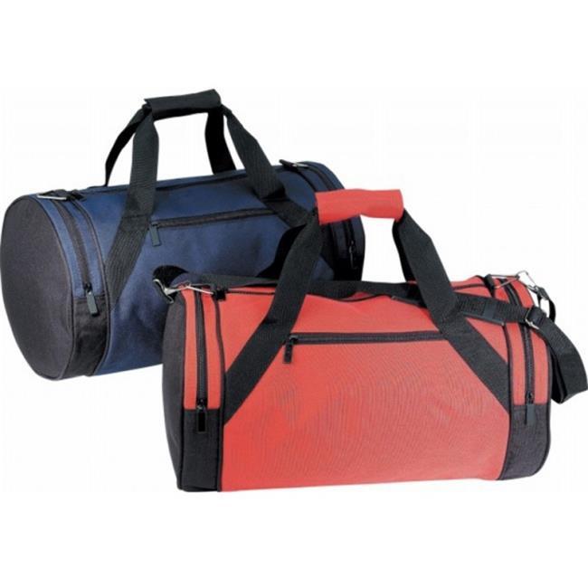 DDI 1923451 Deluxe Roll Bag, Navy-Black