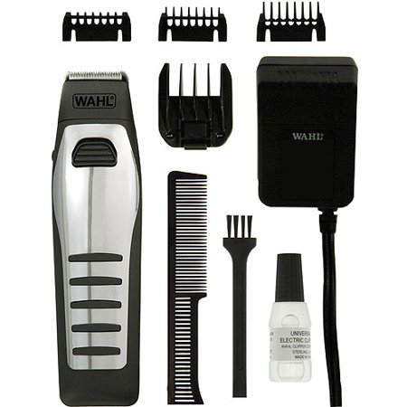 wahl 9876 536 rechargeable cordless beard trimmer. Black Bedroom Furniture Sets. Home Design Ideas