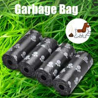 Anauto 10 Rolls Garbage Clean-up Bag Pet Dog Cat Waste Poop Pick Up Bag, Pet Garbage Bag, Pet Garbage Pick Up Bag