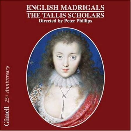 English Chamber Music (English Madrigals (CD))