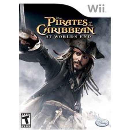 Pirates of the Caribbean At Worlds End - Nintendo Wii