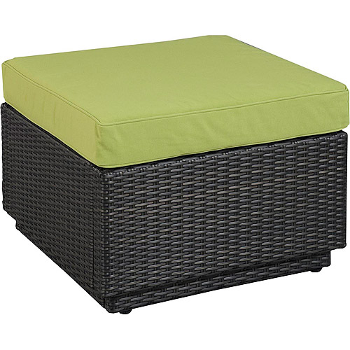 Home Styles Riviera Outdoor Ottoman, Multiple Colors