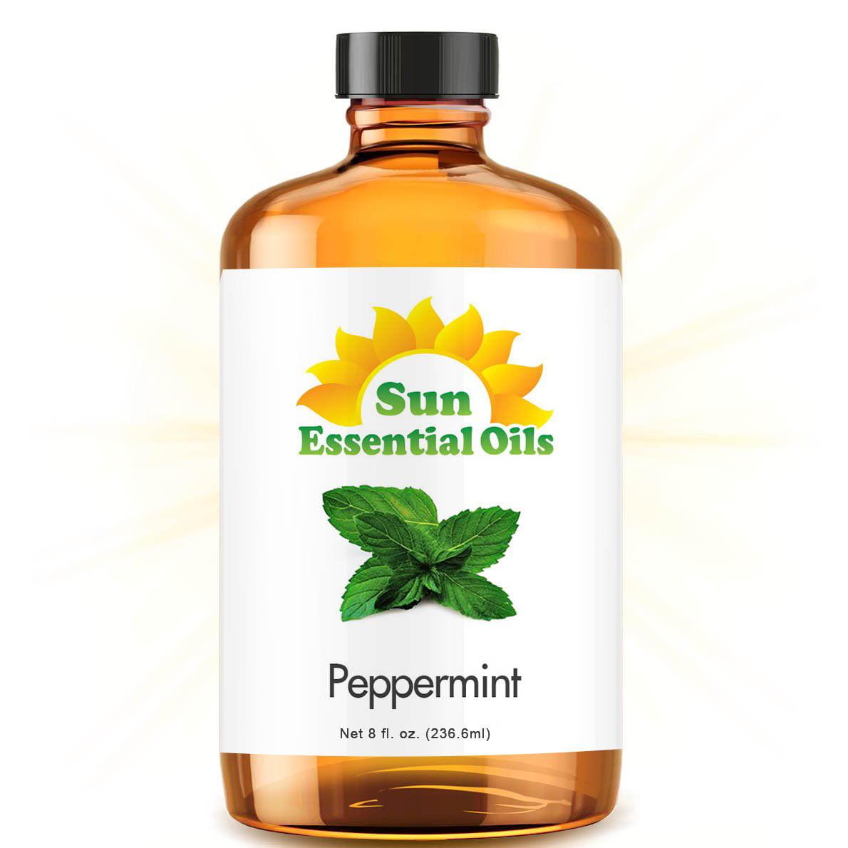 8 oz. Peppermint
