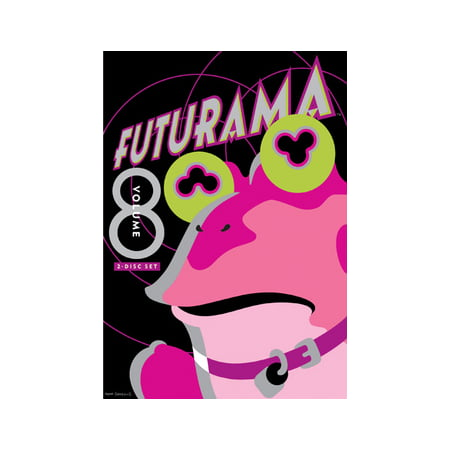 Futurama Halloween Special (Futurama: Volume 8 (DVD))