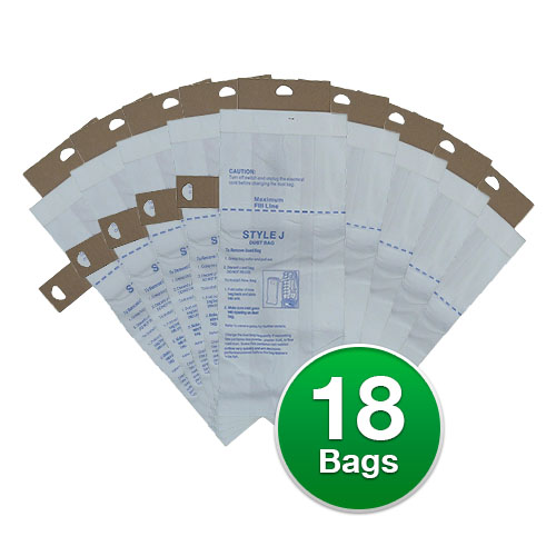 Replacement Vacuum Bags for Eureka 61995A (6 Pack)