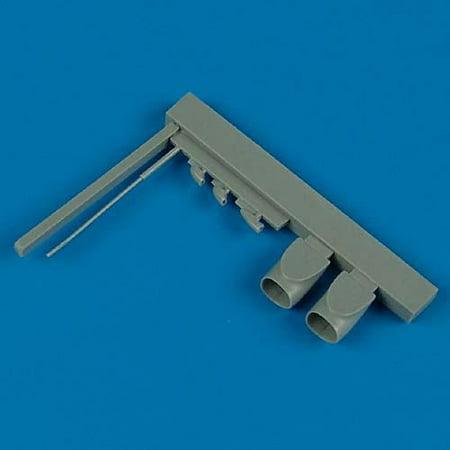 - Quickboost 1:48 TGa 154 Air Intakes & Pitot Tube for Dragon Kit -Resin #QB48-353