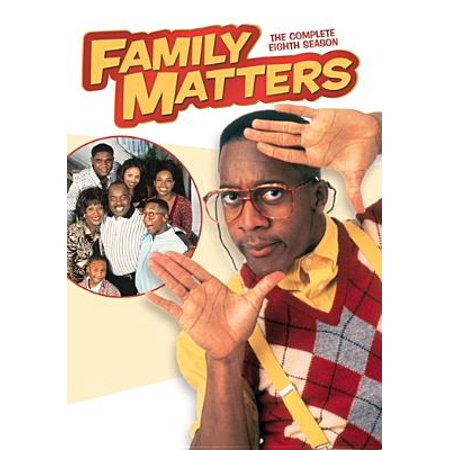 Family Matters: The Complete Eighth Season - Family Matters Dog Day Halloween Part 1