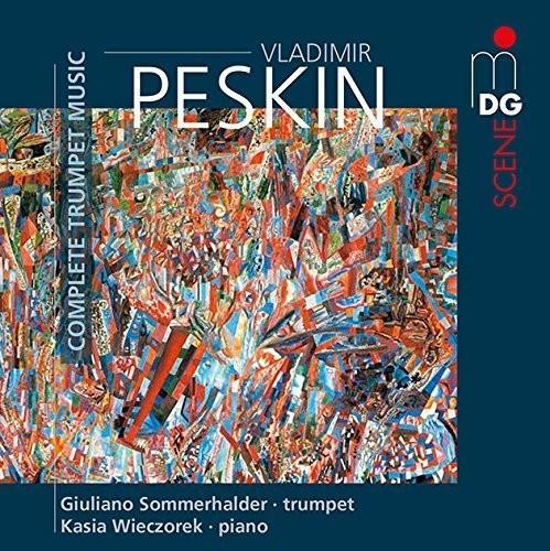Sommerhalder, Giuliano (Trumpet) Wieczo Peskin: Complete Works for Trumpet [SACD] by