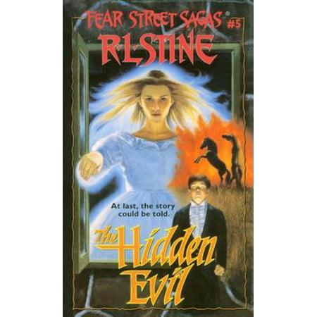The Hidden Evil - eBook (99 Fear Street The House Of Evil)