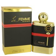 (pack 2) Armaf Le Femme Eau De Parfum Spray By Armaf3.4 oz