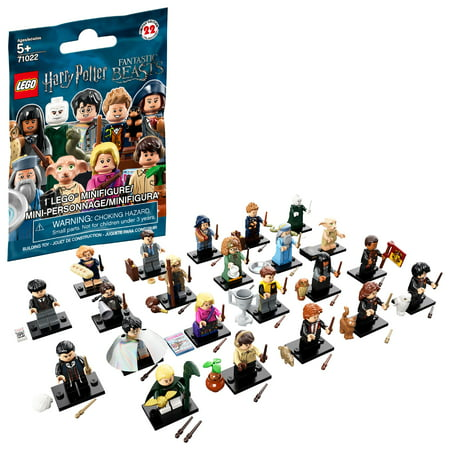 LEGO Minifigures Harry Potter and Fantastic Beasts 71022 Toy of the Year (Lego Harry Potter Years 5 7 Map)