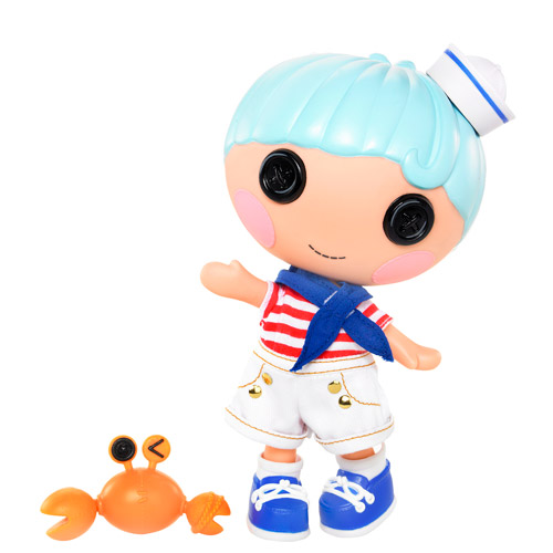Lalaloopsy Littles Doll, Matey Anchors
