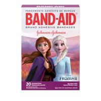 Band-Aid Brand Adhesive Bandages, Disney Frozen, Assorted Sizes 20 ct