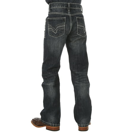 Wrangler Apparel Boys 42 Vintage Boot Jeans