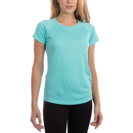 Vapor Apparel Women's UPF 50+ UV (Sun) Protection Short Sleeve Performance Shirt - 50 Clothes
