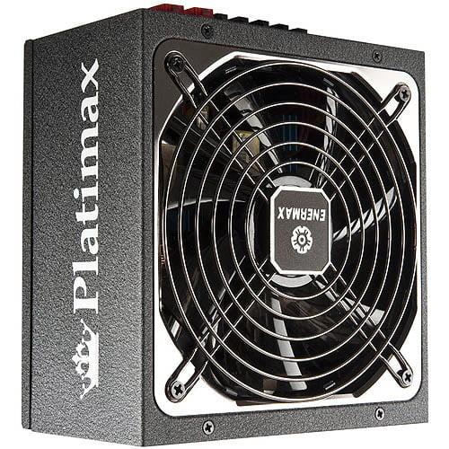 Enermax EPM600AWT Platimax 600W, 12V Multiple Rail Modular ATX Power Supply
