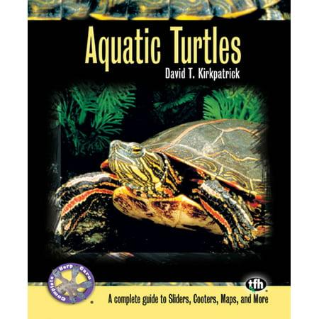 Aquatic Turtles (Complete Herp Care) - eBook